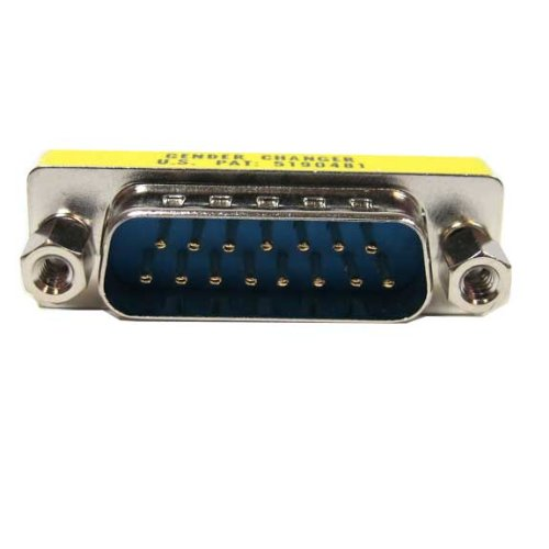 Image of SF Cable, DB15 M/M Mini Gender Changer for MAC (