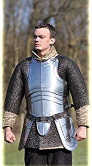 AnNafi Medieval Jousting Knight Body Armor