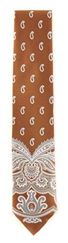 new-brioni-brown-silk-tie
