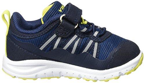 588 Chaussures Bleu Enfant de Lime Mixte Holmen Cross Viking Navy 15qwzFF