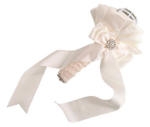 Lillian Rose Satin Bouquet Holder product image