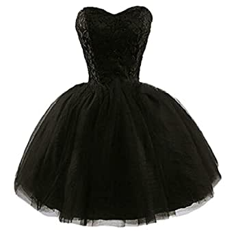 Amazon.com: Layered Tutu Off Shoulder Sexy Elegant Women