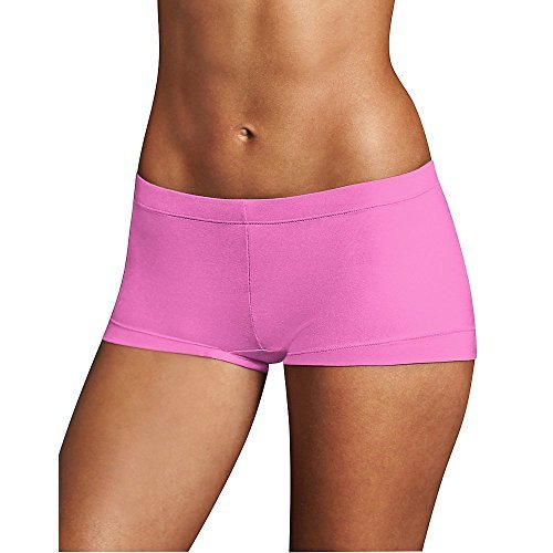 Magenta Short - Maidenform Dream Boyshort 40774_Magenta Quartz_6