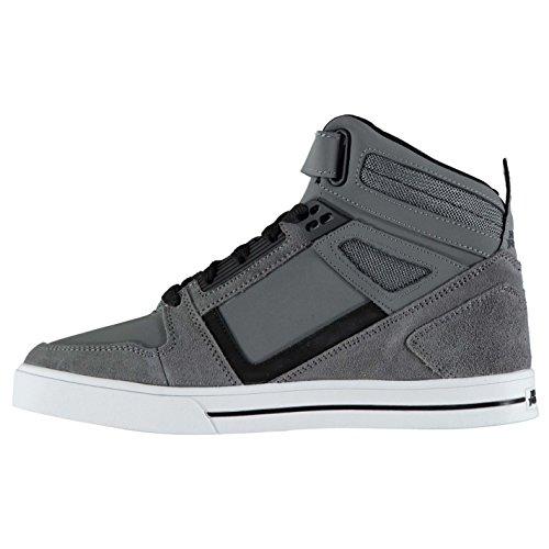 Skate Sportschuhe Schnuer Herren Anthrazit Elevate Turnschuhe Schuhe Fear Sneaker No qwFZR4tF