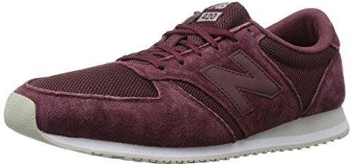 Balance New U420 Adulte Running Rouge Mixte Burgundy xASqS0wCd
