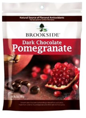 Brookside Dark Chocolate Pomegranate 32 Ounce Bag Case Pack 3 Pieces by Brookside