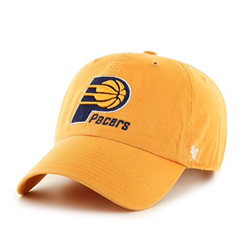 '47 NBA '47 Clean Up Adjustable Hat, One Size, Gold ()