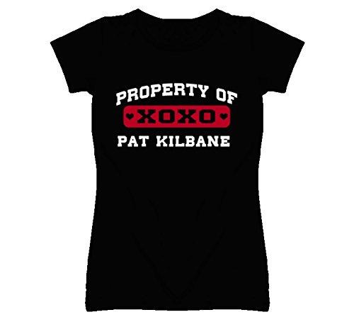 Pat Kilbane Worth of I Love T Shirt XL Black