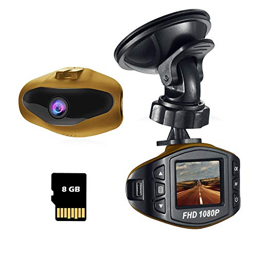 Acumen Dash Cam for Cars 1080P FHD Driving Recorder Vehicle Dashboard Camera with Wide Angle 1.5