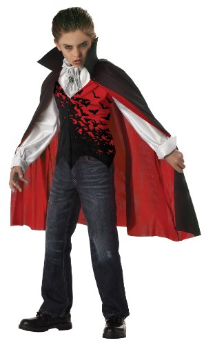 [California Costumes Toys Prince of Darkness, Small] (Vampire Dress For Kids)