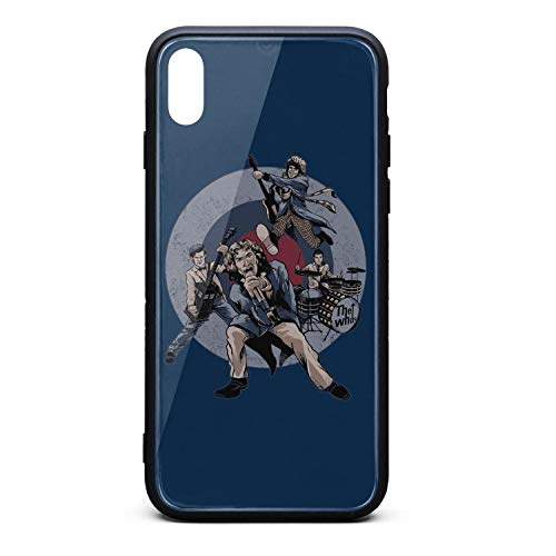 The-Who-Wallpapers- iPhone Cover Apple Custom Mobile iPhone x xs case