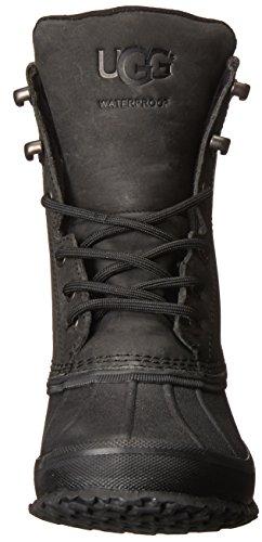 UGG Mens Yucca Winter Boot Black f5R1n0
