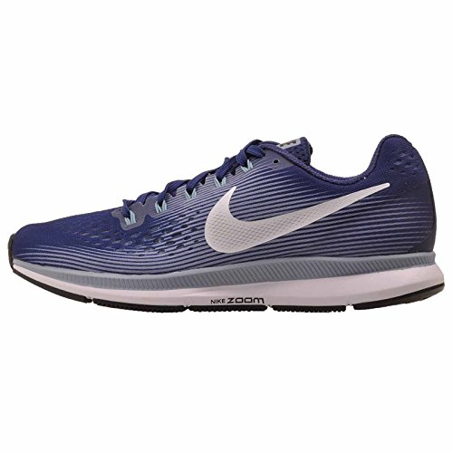 34 Zoom Glacier Binary Da Air Blue Grey White Fitness Wmns Donna Pegasus Nike Scarpe wIWpc7qAWE