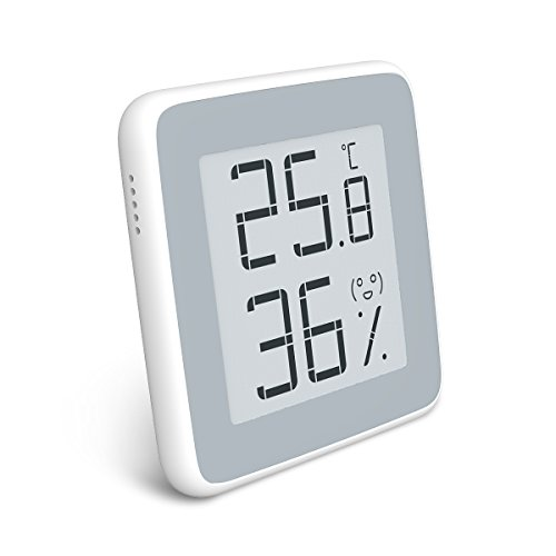 Homidy Digital Hygrometer, Rare 360° HD E-Ink Display for sale  Delivered anywhere in USA