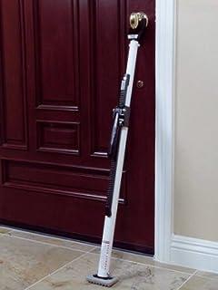 Buddybar Door Jammer & Amazon.com: DoorJammer Portable Door Lock Brace for Home Security ... Pezcame.Com