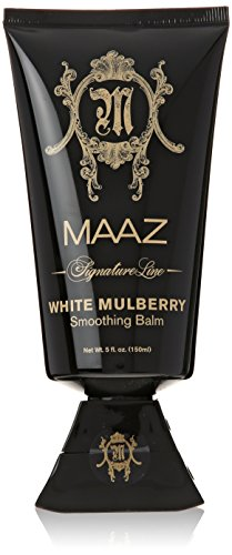 MAAZ Smoothing Balm, White Mulberry, 5 Fluid Ounce