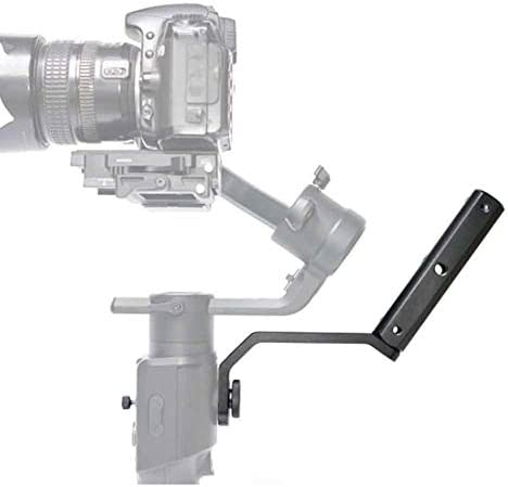 EBTOOLS Feiyu AK2000 / 4000 Moza AIR2用スタビライザーポータブルエクステンションハンドルグリ