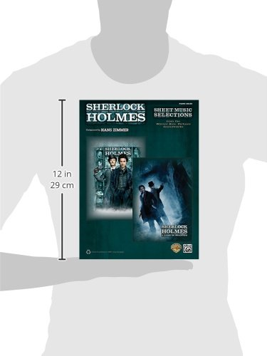 Sherlock Holmes -- Sheet Music Selections from the Warner Bros. Pictures Soundtracks: Sherlock Holmes and Sherlock Holmes - A Game of Shadows
