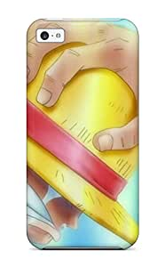 ZippyDoritEduard Perfect Tpu Case For Iphone 5c/ Anti-scratch Protector Case (luffy Crying)