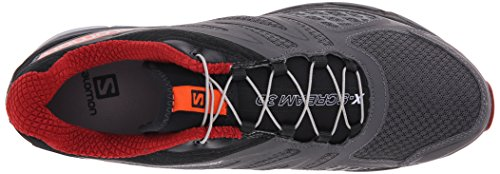 SalomonX-Scream 3D - Zapatillas de running hombre Gris (Dark Cloud /     Black /     Flea)