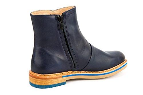 Neosens - Botas de Piel Lisa para mujer azul azul 37