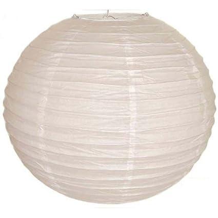 Lampadario Carta Cinese.Sodial R Bianco Cinese Giapponese Lanterna Di Carta