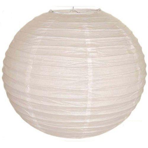 R SODIAL Weisse Chinesische// Japanische Papier Lanterne