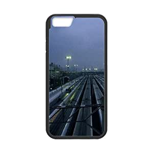 IPhone 6 Cases Passenger Train, Hard Case for Iphone 6 - [Black] Okaycosama