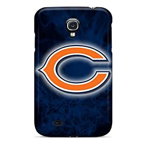 Special Design Back Chicago Bears Phone Cases Covers For Galaxy S4