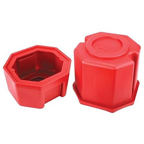 Vertical Load Pumpkin Case - Red