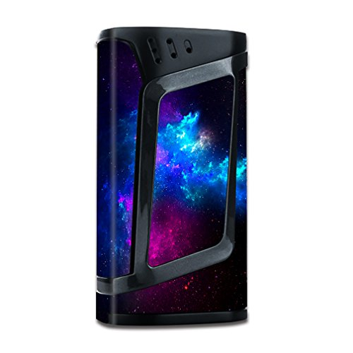 Price comparison product image Skin Decal Vinyl Wrap for Smok Alien 220w TC Vape Mod stickers skins cover/ Galaxy Space Gasses
