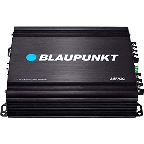 Blaupunkt 750W 2-Channel, Full-Range Amplifier (AMP7502) (Full Range Channel 2)