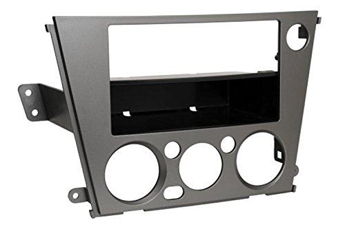 (SCOSCHE SU2025B 2005-Up Subaru Legacy or Outback Single/Double DIN Stereo Installation Kit with Pocket)