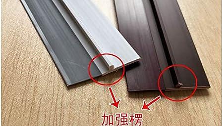 Silicone Sealing Tape Best Door Sealing 25mm Width self Adhesive Silicone bar Door Window Bottom Tape Rubber Sealing Strip weatherstriping Sound Insulation