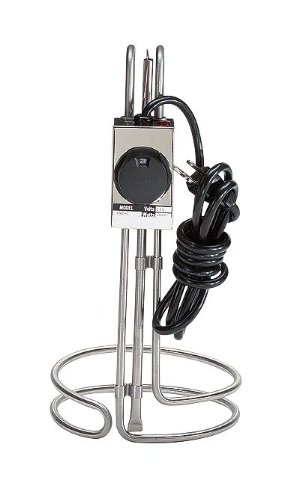 George Ulanet 492-4 Heat-O-Matic Immersion Heater with Thermostatic Controller 1500 watts 10-1//2 dia 10-1//2 dia COLE-PARMER