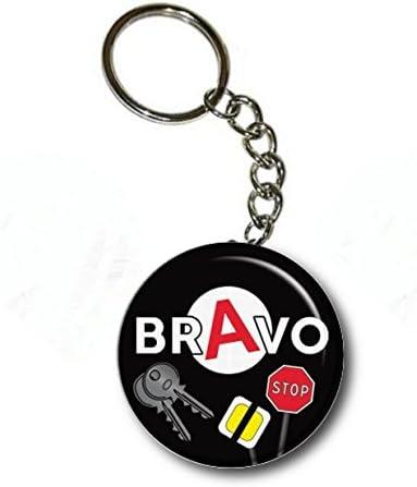 Angora Porte Clé Permis De Conduire Bravo Amazonfr