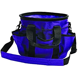 Roma Grooming Carry Bag Purple