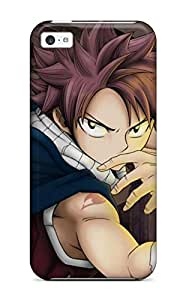 Christmas Gifts 1638776K72620556 Fashion Case Cover For Iphone 5c(awesome Fairy Tail)