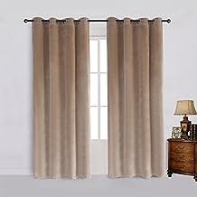 blackout curtains 108 length. Black Bedroom Furniture Sets. Home Design Ideas