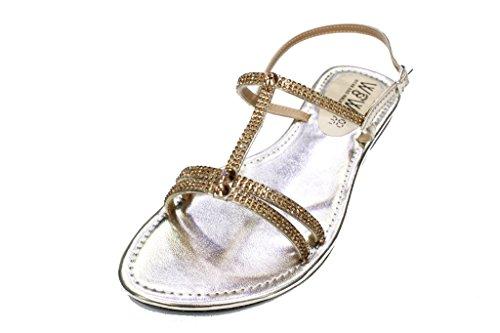 Sandali Walk Oro Wear oro Uk amp; Donna qSAxt1Fw