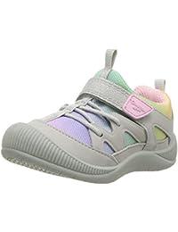 Kids Abis Girl's Protective Bumptoe Sneaker