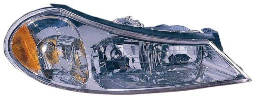 (Mercury Mystique Replacement Headlight Assembly - Passenger Side)