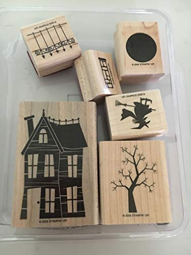 Stampin up! Home is Where The Haunt is Stamp -