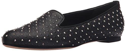 Alexander McQueen Scarpa Pelle S.Cuoio, Black, 35.5 (US Women's 5.5) B-Medium