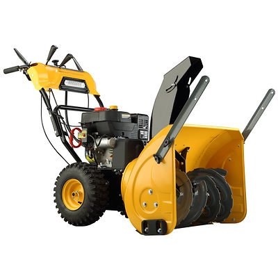 All-Power America 26'' 7 hp Self-Propelled Snow Blower 212cc 4 CYCLE ENGINE by All Power America