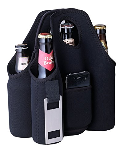 Wine Enthusiast Neoprene Bottle Carrier