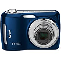 Kodak Easyshare C195 Digital Camera (Blue) (Discontinued by Manufacturer) Basic Intro Review Image