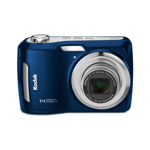 - Kodak Easyshare C195 Digital Camera (Blue) (Discontinued by Manufacturer)
