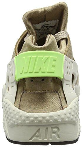 Nike Air Huarache Run Prm, Zapatillas de Running para Hombre Beige (Beige (Dsrt Cm/S Glss-Strng-Ghst Grn))