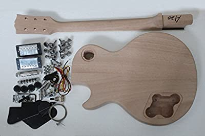 Musoo Project Electric Guitar Builder Kit Diy With All Accessories